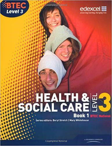 BTEC Level 3 National Health and Social Care Student Book 1 ebook