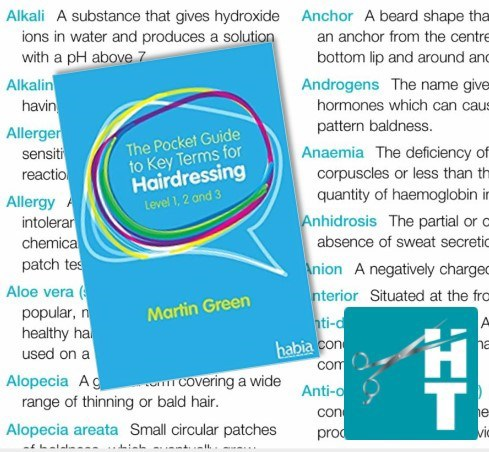 The Pocket Guide to Key Terms for Hairdressing